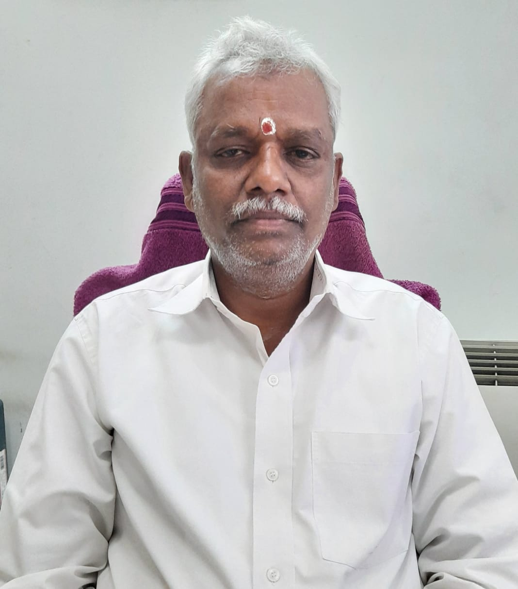 Mr.B.Kishan